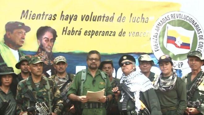¡GUERRILLEROS VUELVEN A TOMAR ARMAS! La paz se ve vulnerada en Colombia.