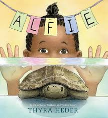 Alfie: (The Turtle That Disappeared): Heder, Thyra: 9781419725296:  Amazon.com: Books