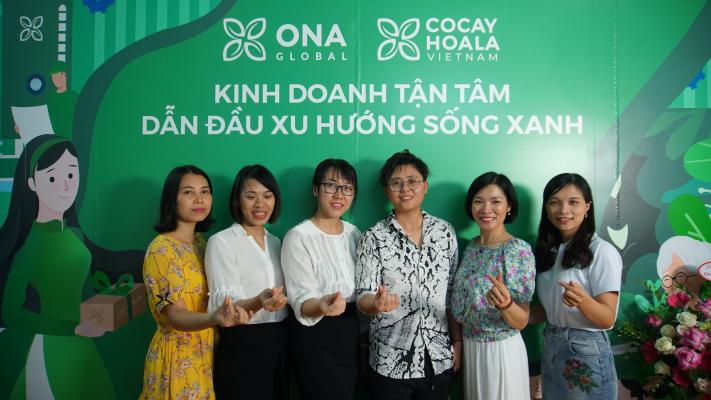 ONA Global tiếp tục khai trương showroom thứ 4 trong năm 2020 - Ảnh 7
