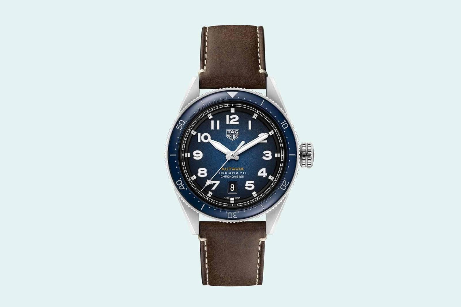 Baselworld 2019: TAG Heuer Autavia Isograph - luxury watch