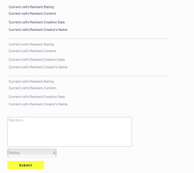Bubble no code Zocdoc clone tutorial user reviews