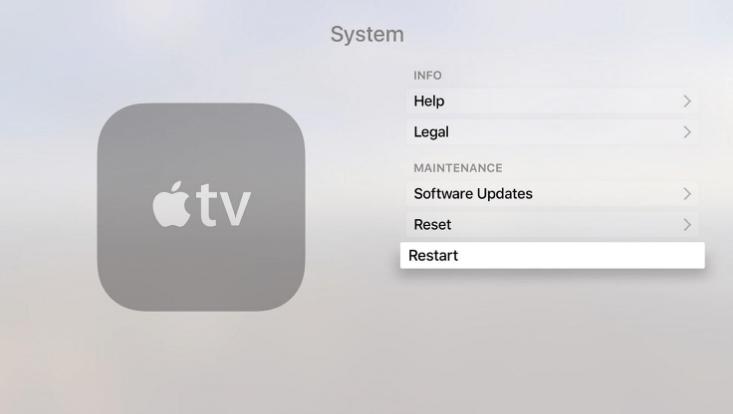 Hulu not working on Apple TV