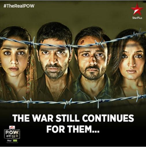 TV, Series, Entertainment, War, India, Pakistan, P.O.W. Bandi Yudh Ke