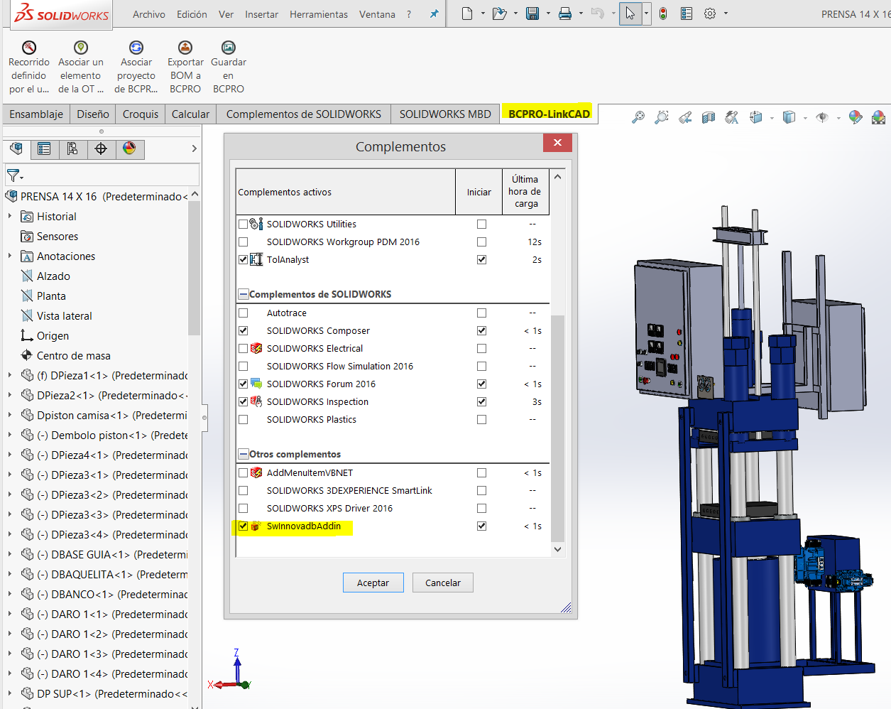 Programación en Velneo: integración de un ERP con CAD 5