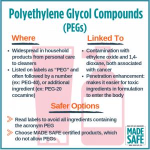 Polyethylene Glycol Compounds
