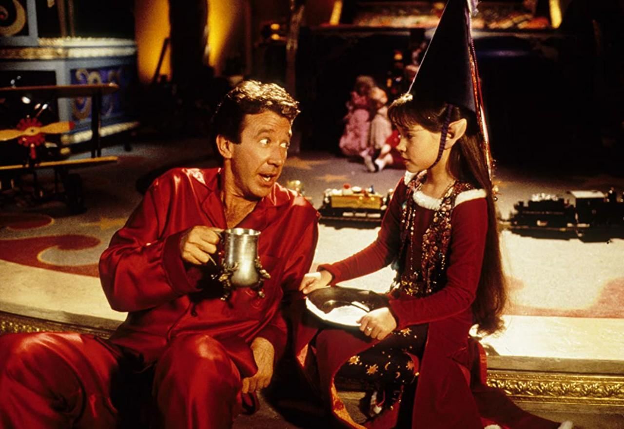 The Santa Clause – one of the best Christmas movies