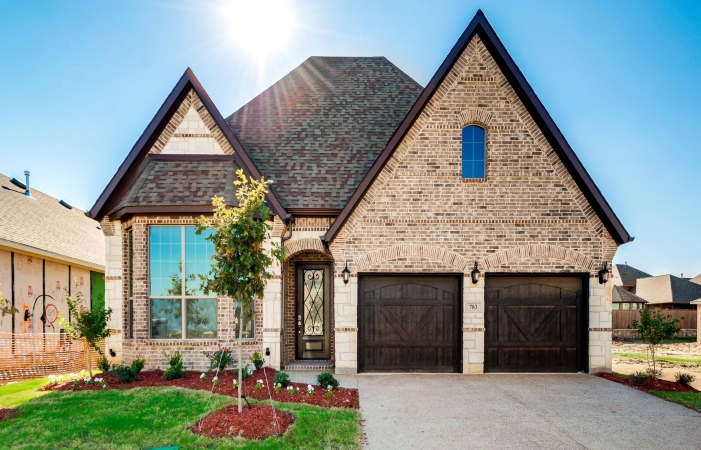 single family home in Dallas, TX