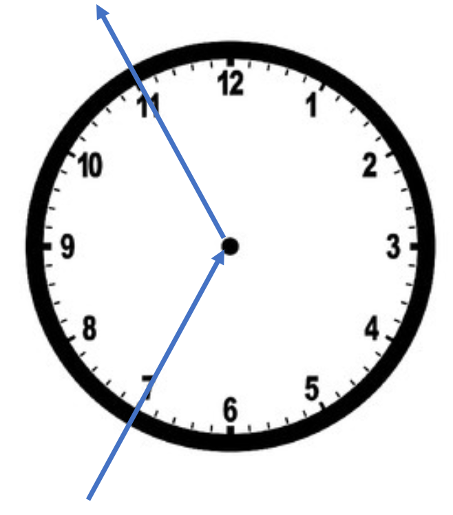 A close up of a clock  Description automatically generated