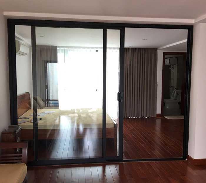 Có nên sử dụng cửa nhôm Xingfa hình thức lừa hoặc trượt cho phòng ngủ hay không?