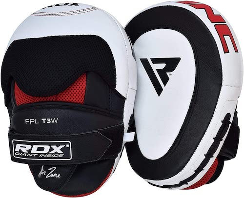 RDX Boxing Gel Focus Mitts