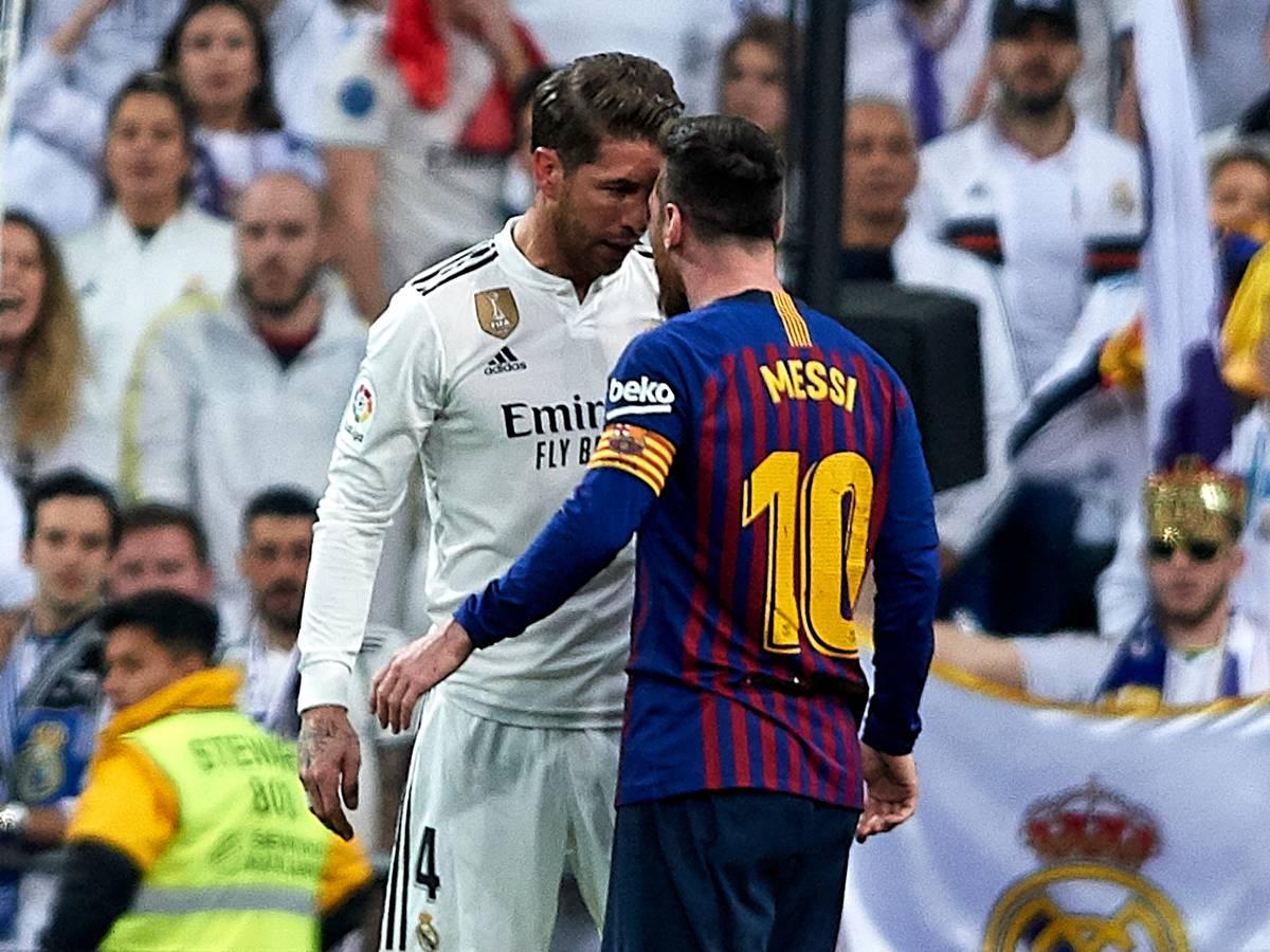 El Clasico: Barcelona 0-0 Real Madrid; Messi, Bale misfire - Sportstar