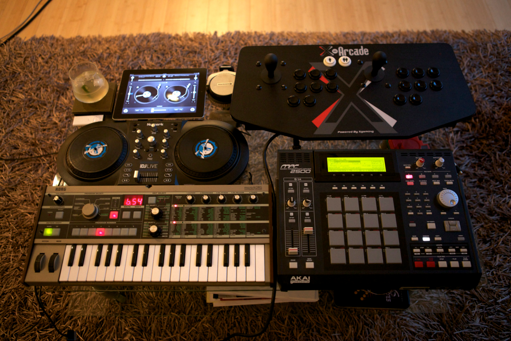 iPad: The Swiss Army Knife Of Music Production?