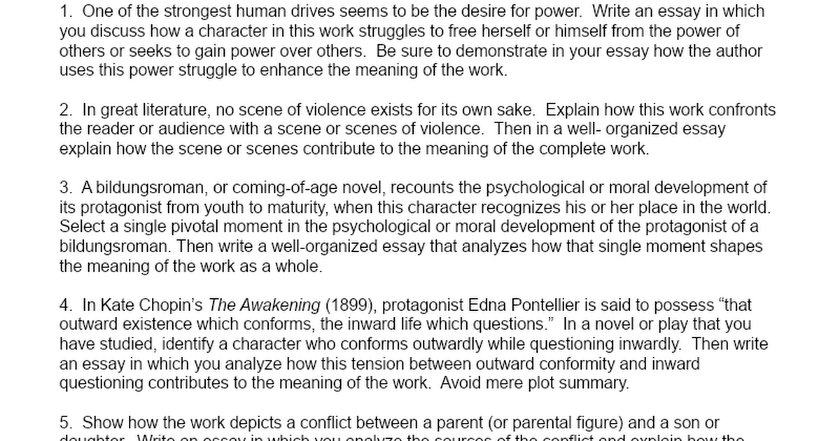 "power of one essay assignment Free essay: in bryce courtenay's the power of one, the main character, peekay the majority of his friends by means of a violent and unexpected death ""death."