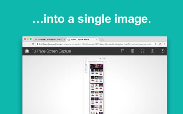 GoFullPage plugin