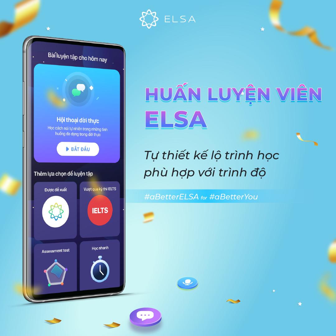 phần mềm luyện nói tiếng Anh chuẩn nhất ELSA Speak