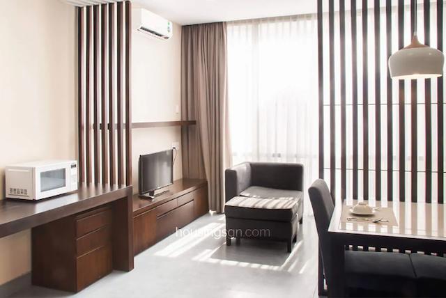 Căn hộ studio trên đường Phạm Ngọc Thạnh quận 3 được trang bị nội thất tiện nghi