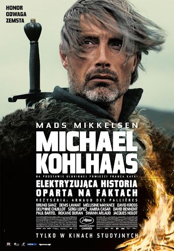 Polski plakat filmu 'Michael Kohlhaas'
