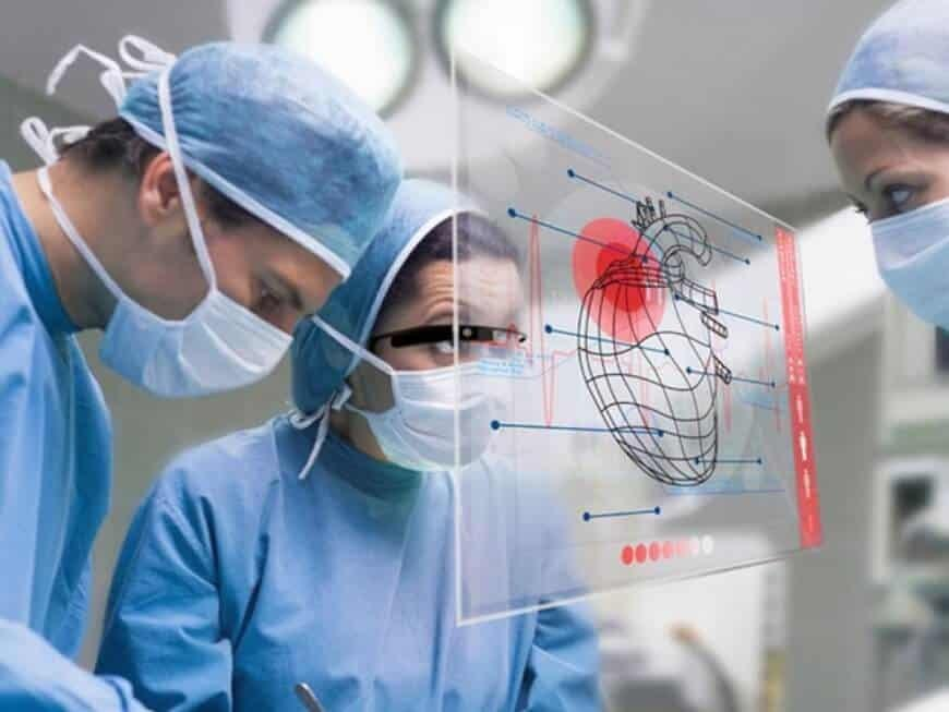 Extended Reality Enhancing Healthcare Industry |