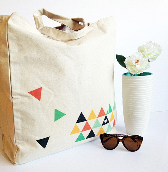 Tote Bag Iron On Project