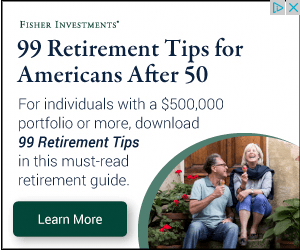 Fisher Investments Ad Example