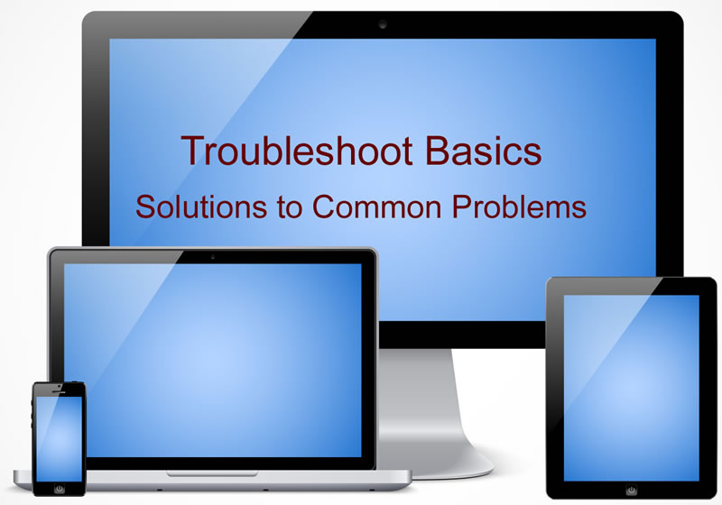 Computer Troubleshooting: Solutions to Common Problems – Peter Bowey Blog