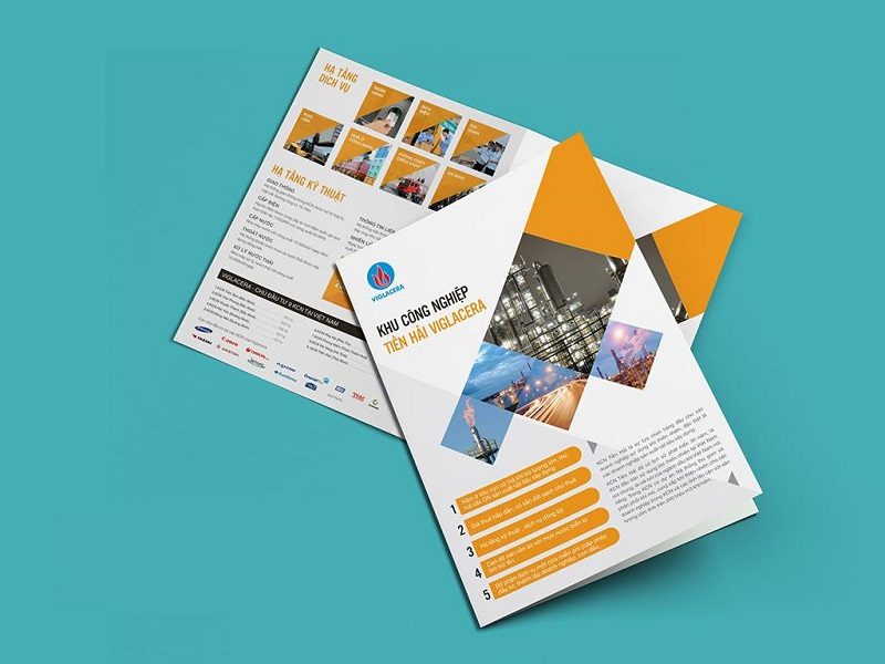 Mẫu profile khu công nghiệp Tiền Hải Hải Phòng