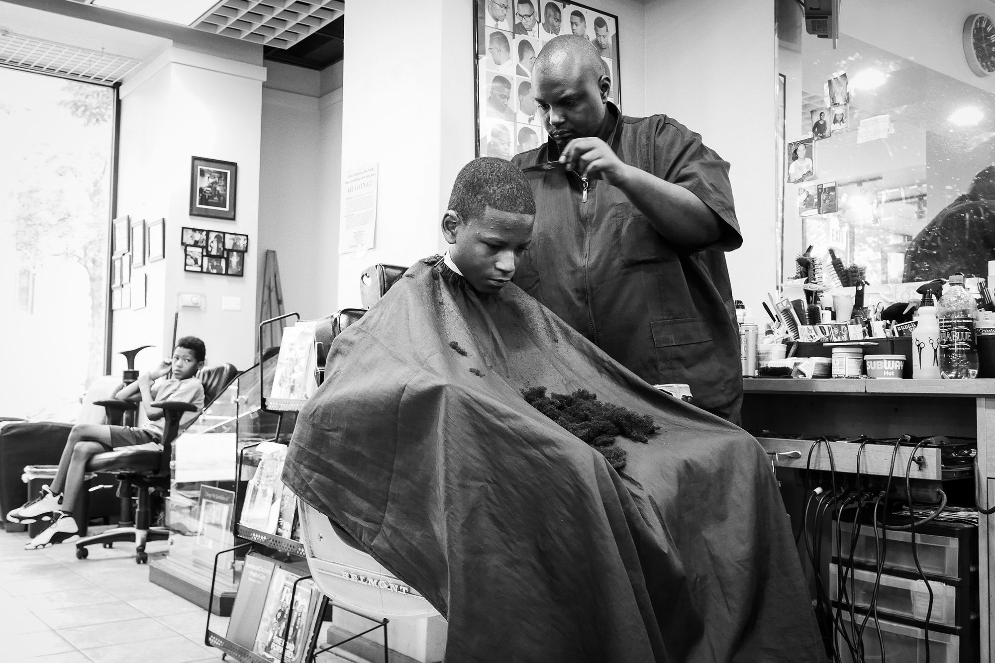 Why the culture of black barbershops is so important