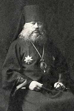 Митрополит Херсонський і Одеський Платон (Рождественський) (з 1918 р.). На фото ще архієпископ Платон, між 1914 і 1917 рр.