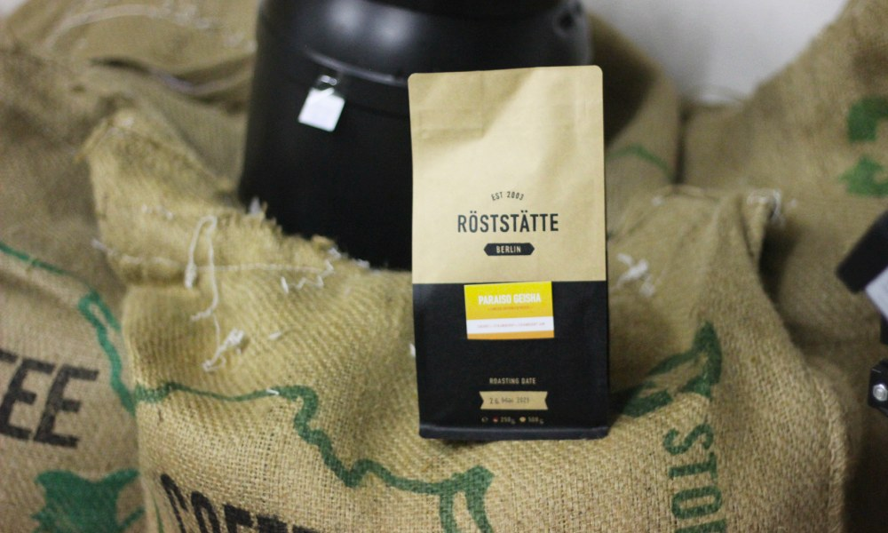 sustainable coffee bags