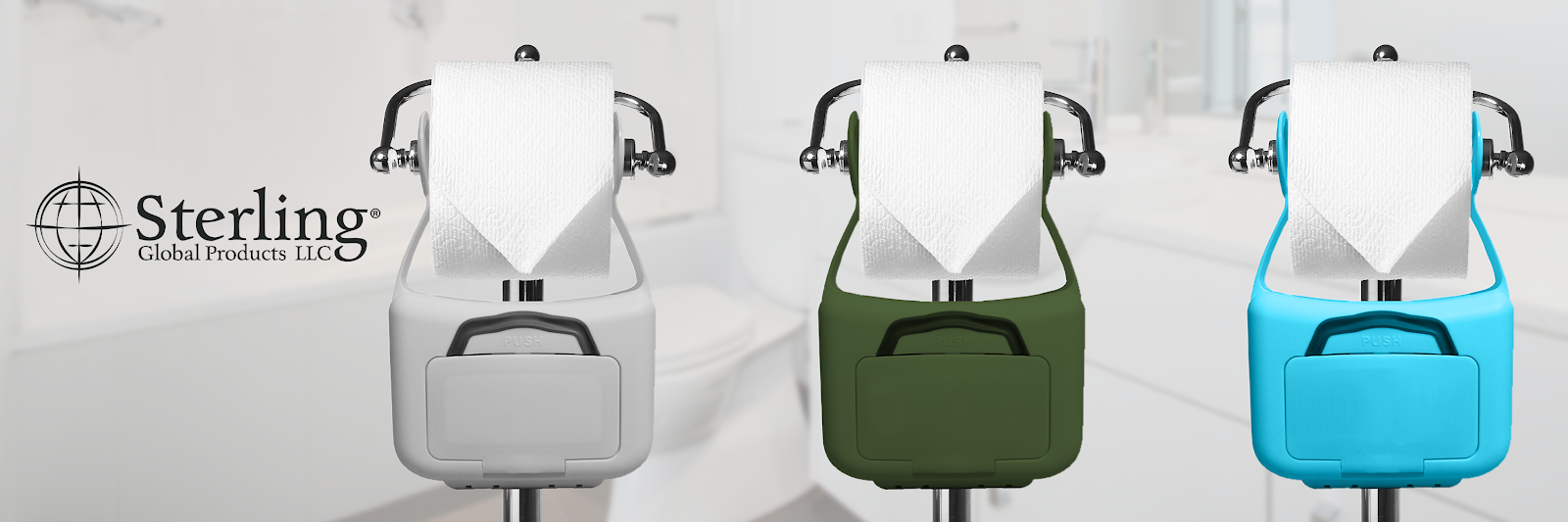 Butt Wipe Dispensers
