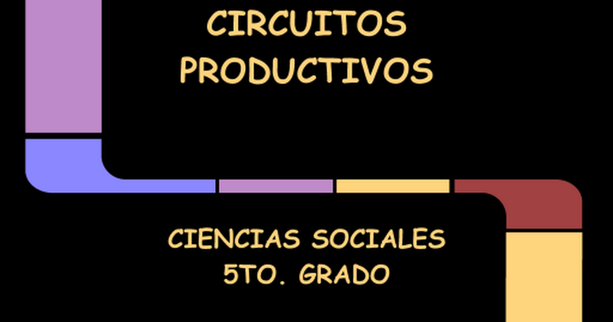 Circuito Productivo Del Tomate : Circuitos productivos presentaciones de google