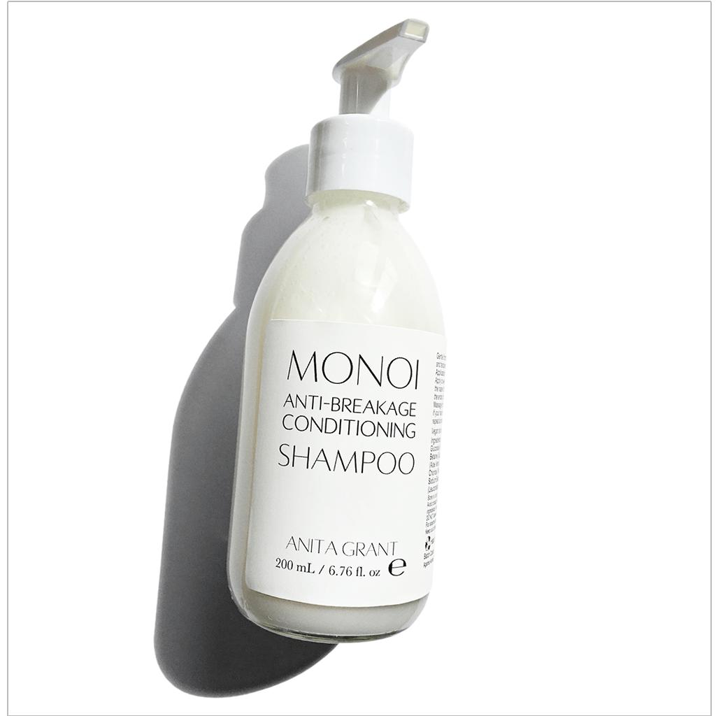 Monoi Anti-Breakage Conditioning Shampoo (Sulfate Free) - Anita Grant