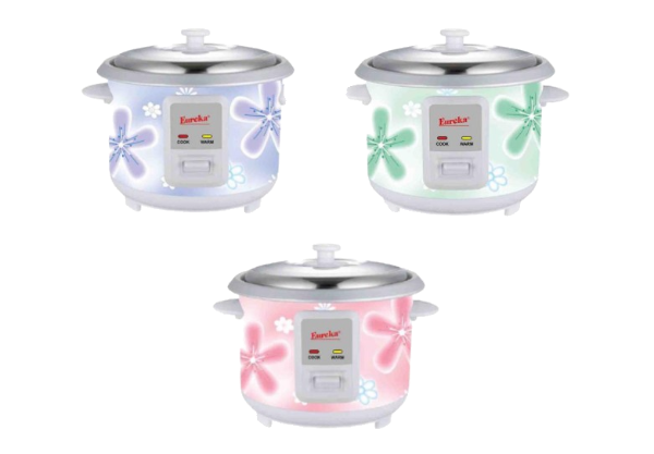Eureka ERC 1.0 LJ EP Rice Cooker is philippines top rice cooker