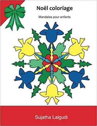 Télécharger Noel coloriage: Mandalas pour enfants: Mandalas de