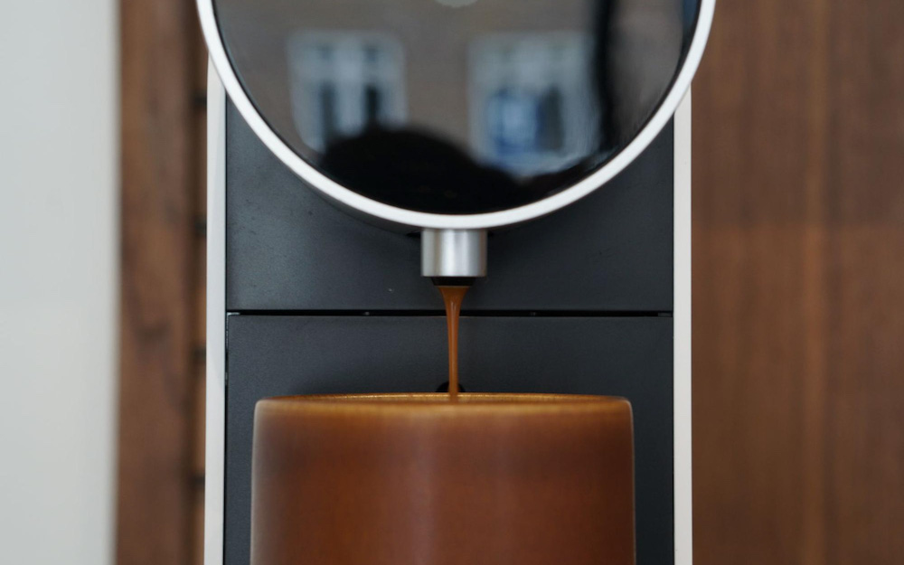 coffee capsule machine