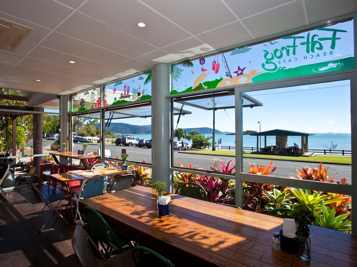 What to Eat in Airlie Beach
