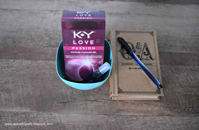K-Y® LOVE Passion Pleasure Gel, Collective Bias, #cbias, #ad