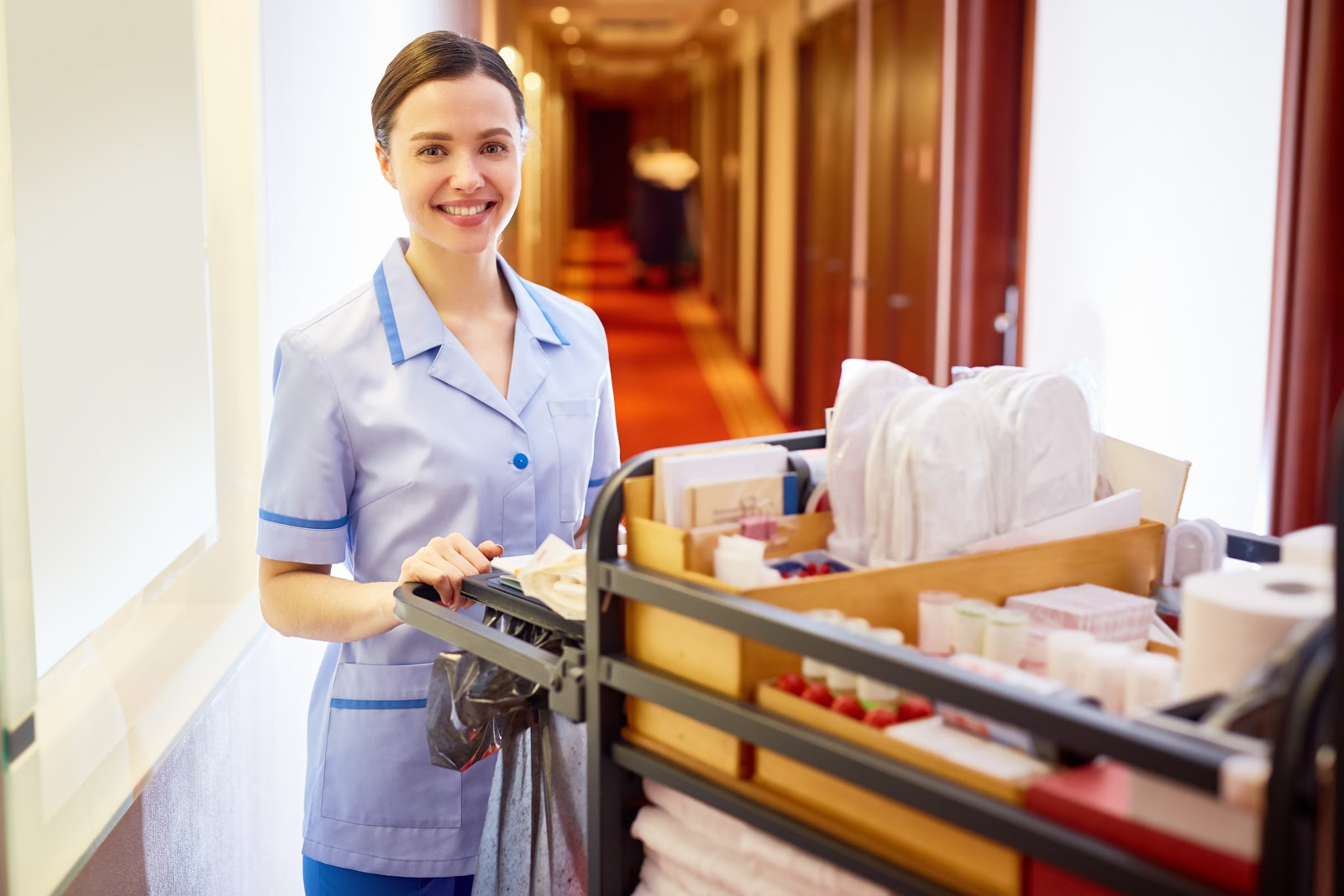 Aufgaben im Housekeeping