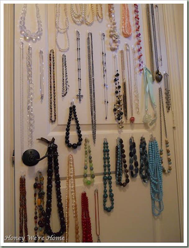 Tengase presente buenas ideas para almacenar y organizar for Ganchos para colgar en las puertas