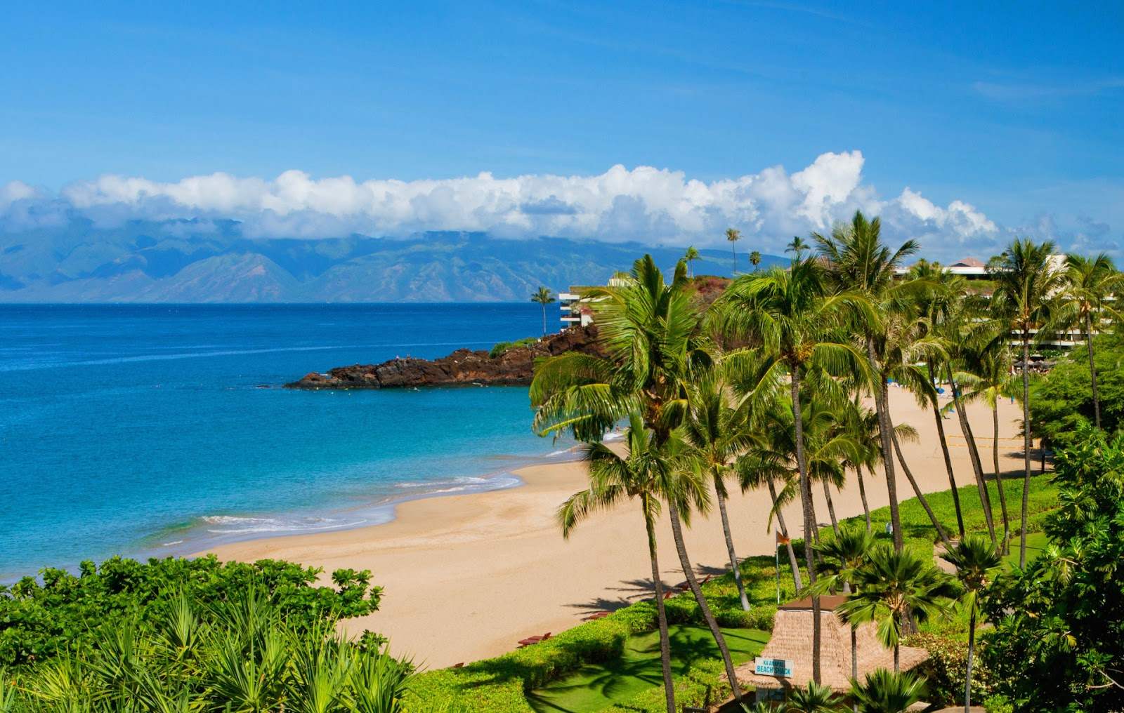 Image result for kaanapali beach maui