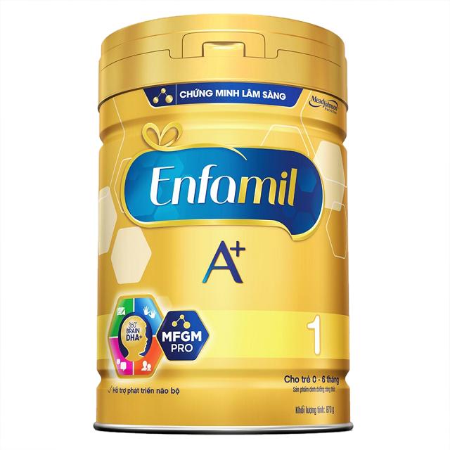 Sữa bột Enfamil A