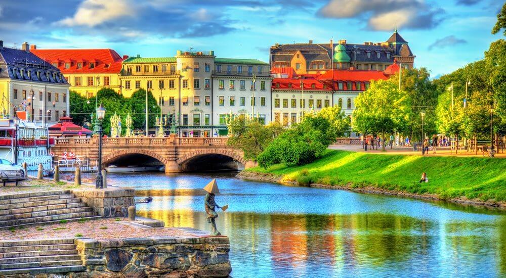 Thụy Điển là quốc gia đi đầu cho nền văn minh nhân loại