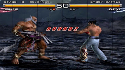Tekken 5 Jinpachi Cheats
