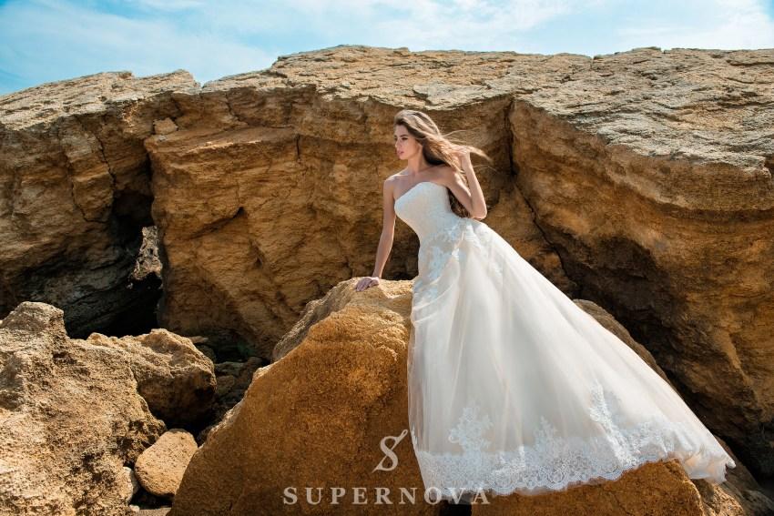 свадебные платья на лето
