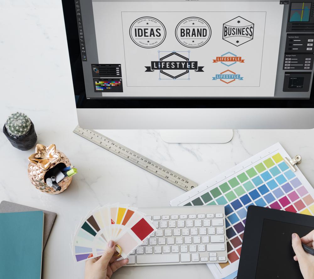 hướng dẫn phối màu sắc trong logo
