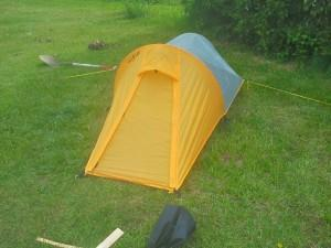Walrus MicroSwift One Man Tent
