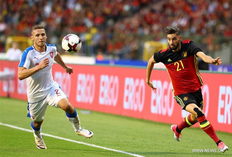 Soi kèo bóng đá Bỉ vs Czech ngày 06/09/2021 1