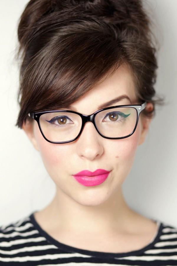 Gafas graduadas ray ban: ¿qué peinado le sienta mejor a tus gafas?