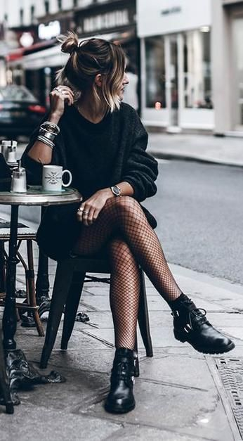 Image result for tights edgy girls