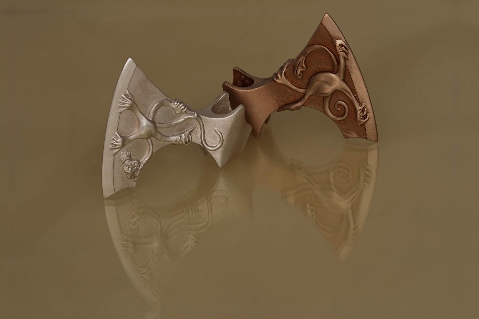 Skoppa - Tanzende Greiftiere aus der Axt-Collection